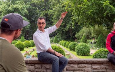 Interview mit Cem Özdemir